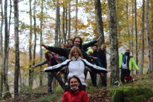 Terapia forestale Friuli corso operatori forest bathing novembre 2020(2)